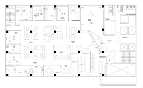 Floor Plan:   by Much Creative Communication Limited