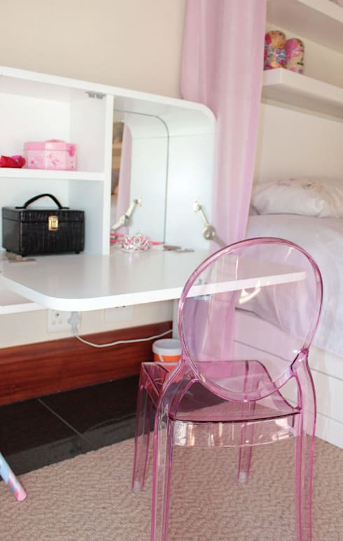 Princess Station: eclectic Bedroom by Covet Design