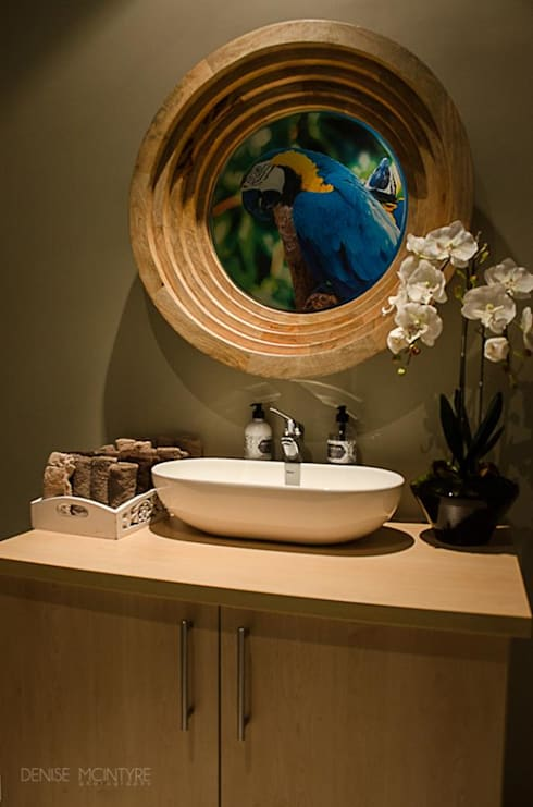 MADE IN BRAZIL—RETAIL: tropical Bathroom by Covet Design