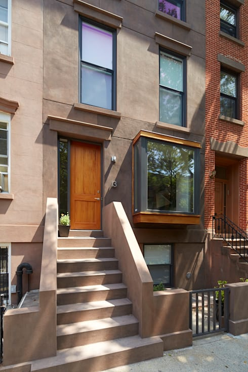 Cobble Hill Townhouse: modern Houses by Sarah Jefferys Design