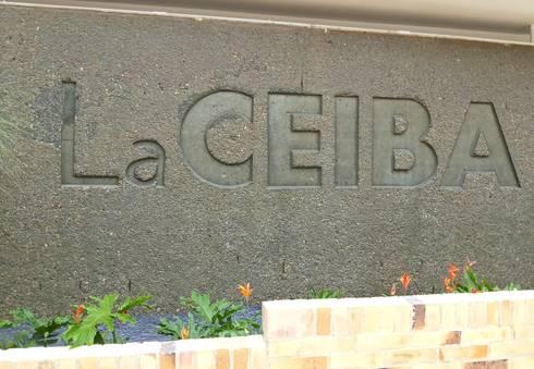 LA CEIBA- SUEÑOS EN CONCRETO:  de estilo  por FARIAS SAS ARQUITECTOS