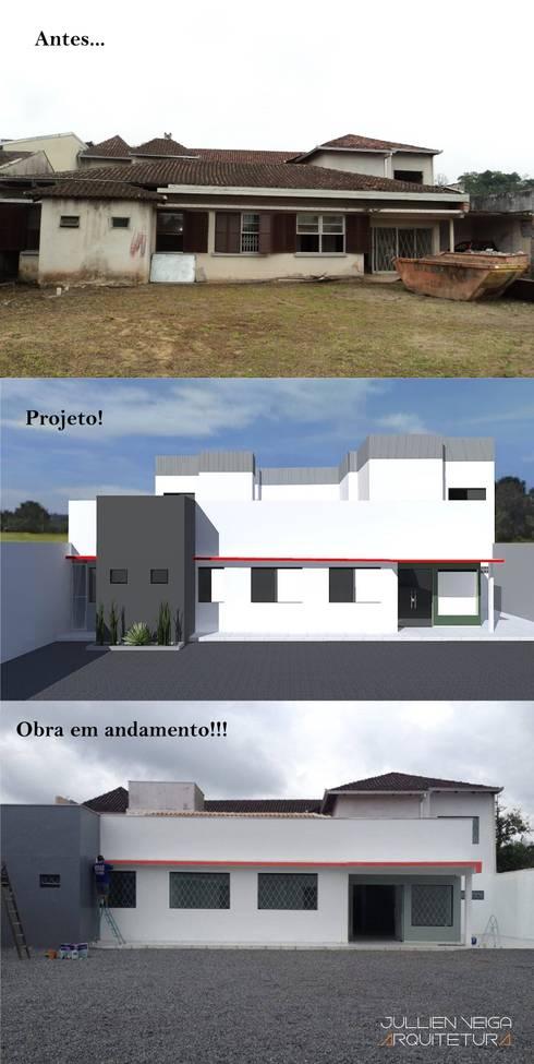 by Jullien Veiga Arquitetura