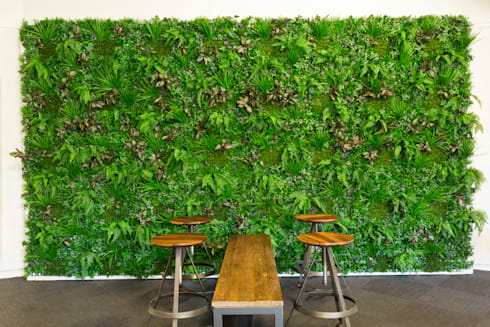 Interior landscaping by Sunwing Industries Ltd