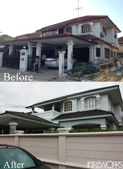 Renovate บ้านย่านวัชรพล หมู่บ้านชัยพฤษ:   by สเตเบิลพรอพเพอร์ตี้จำกัด
