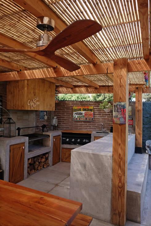 ESTUDIO BASE ARQUITECTOSが手掛けた庭