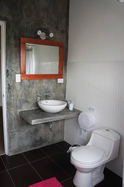 Baños de estilo  por malu goni
