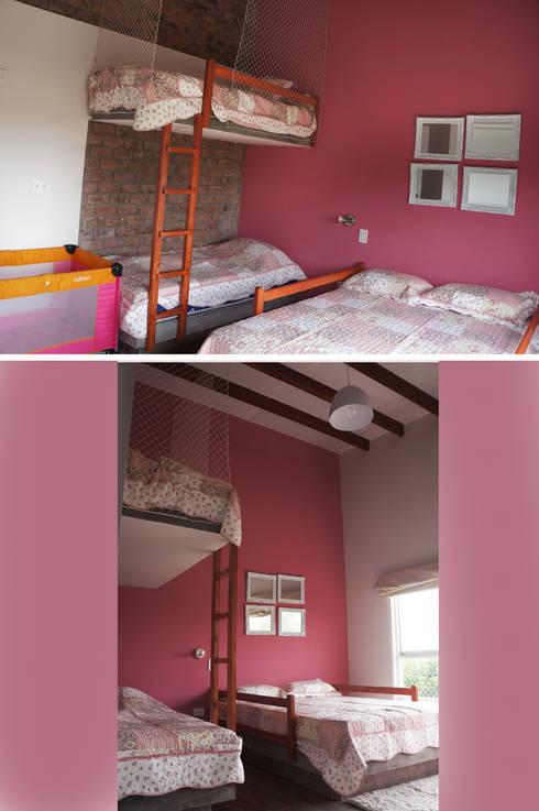 Dormitorios de estilo  por malu goni