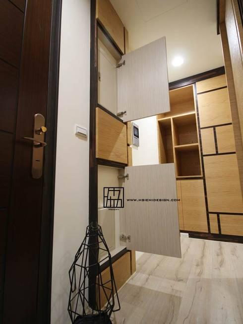 電箱修飾:  牆面 by 協億室內設計有限公司