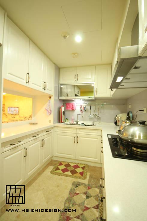 Nhà bếp by 協億室內設計有限公司
