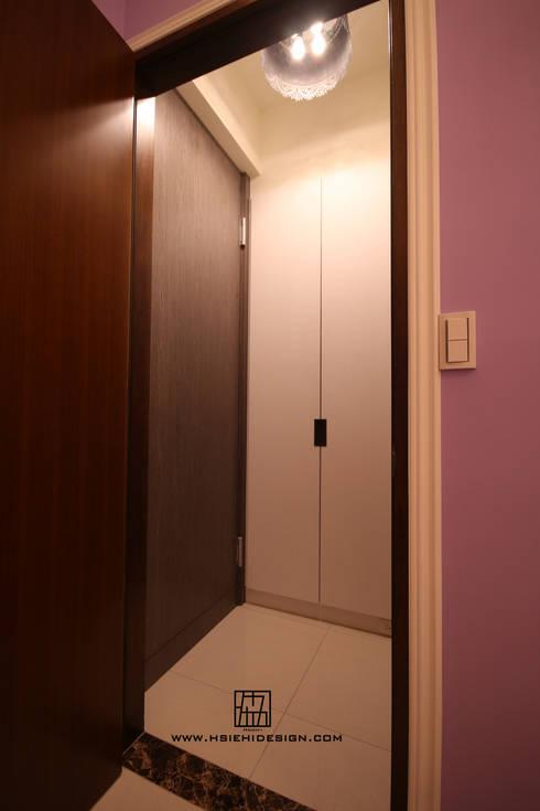 更衣室:  更衣室 by 協億室內設計有限公司