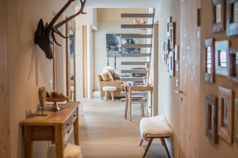 Alpine Interiors 2:  Corridor & hallway by FVDB Photography