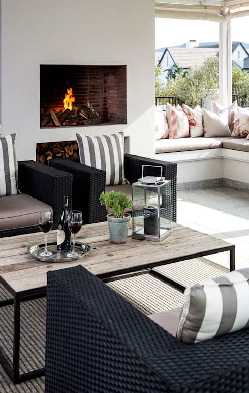 Patio :  Patios by Salomé Knijnenburg Interiors