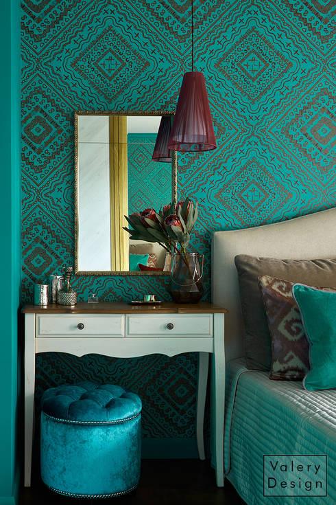 спальня: Спальни в . Автор – Valery Design