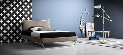 Letti matrimoniali di design made in Italy par Viadurini | homify