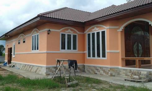 @ บ้านท่าสว่าง อ.กันทรลักษ์.:   by ประสิทธิก่อสร้าง