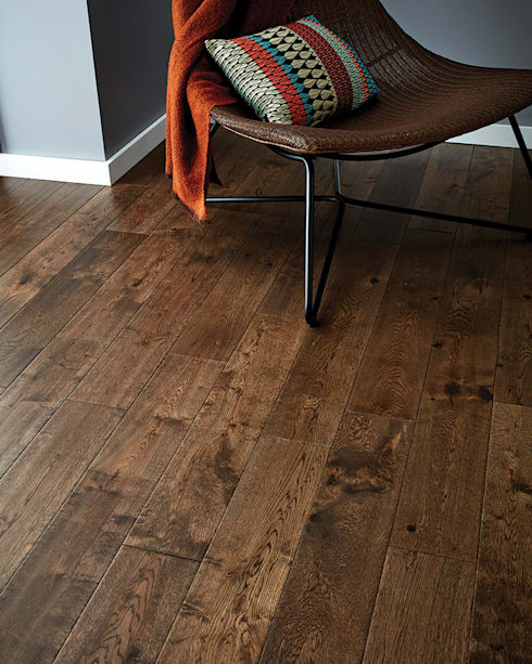Solid Wood Flooring By Woodpecker Flooring Homify