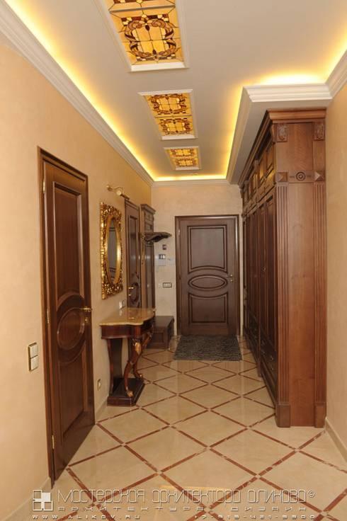 Мастерская архитектора Аликоваが手掛けたホテル