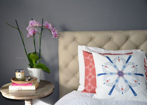 modern Bedroom by Alexia Lundgreen Design