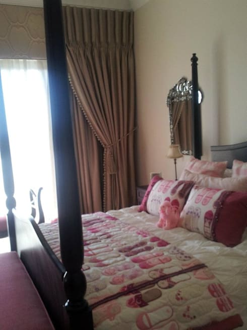 Bedroom fit for a princess: classic Bedroom by CKW Lifestyle