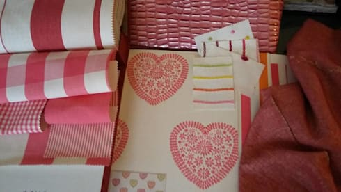 Colour Scheme for little girl's room: colonial Nursery/kid's room by CKW Lifestyle