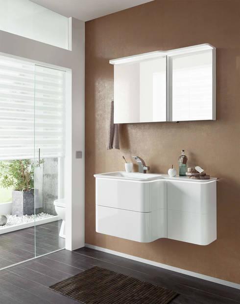 Bathroom تنفيذ Bavaria Möbel und Sanitär GmbH