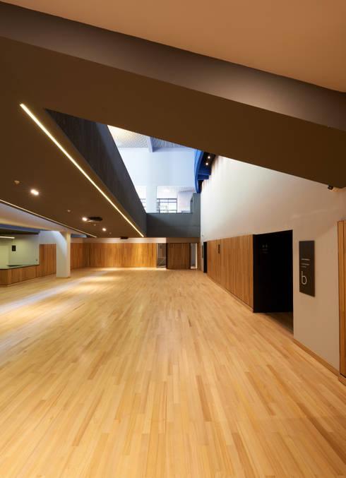 CeIN, Centro de Extensión Instituto Nacional :  de estilo  por HVH  arquitectura
