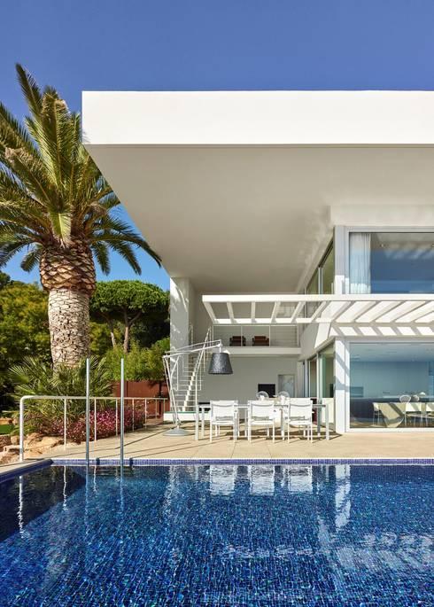 Casa sant feliu de gu xols de soler morato arquitectes slp for Casas sant feliu de guixols