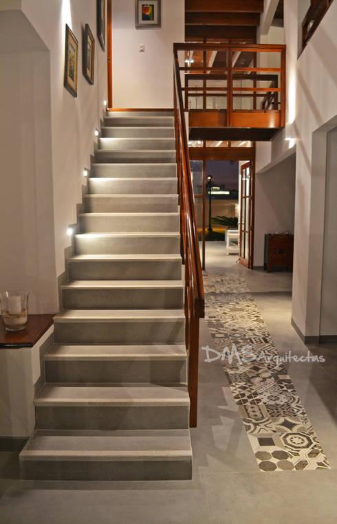 Remodelacion Casa de Playa: Casas de estilo moderno por DMS Arquitectas