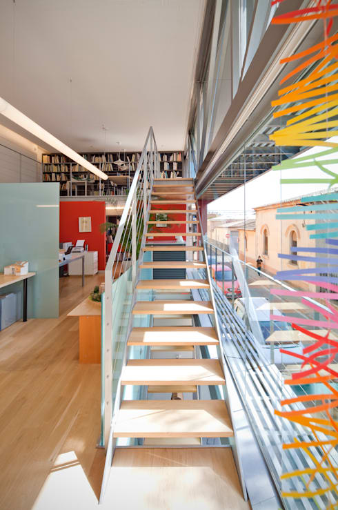 My Architect Studio:  Office buildings by Tono Vila Architecture & Design
