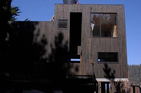 Casa Puetecillo- SM/VDV:  de estilo  por HVH  arquitectura
