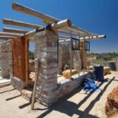 Nieuvoudteville Caravan Site upgrade for Hantam:  Commercial Spaces by Eco Design Architects