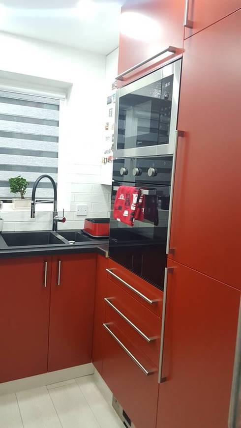 Cocinas de estilo  por Kleiderhaus ltd