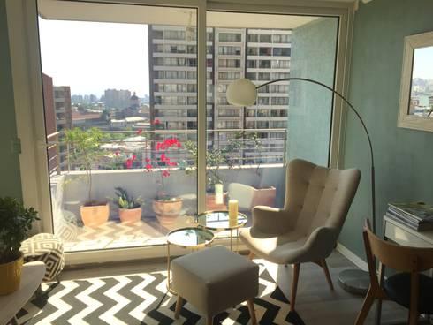 Living decoracion: Livings de estilo moderno por Studio Barla