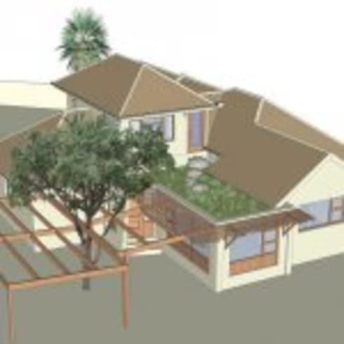 House Bezuidenhout:   by Eco Design Architects