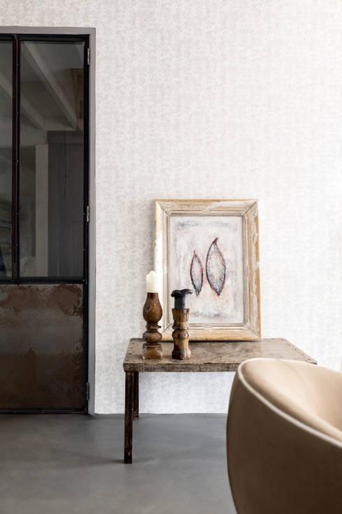 Wallpaper Glassy:  Woonkamer door BN International