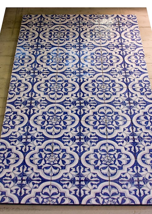 COBALTO BLUE Коллекция: Стены в стиле Ceramiche Militello