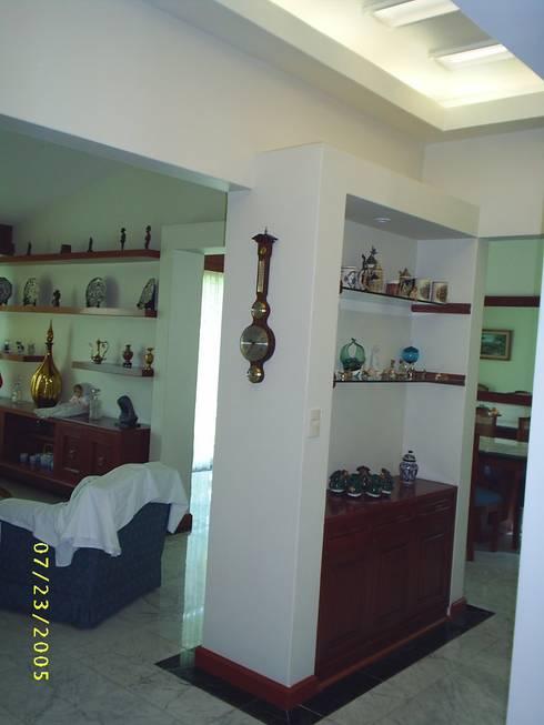 Hành lang by SG Huerta Arquitecto Cancun