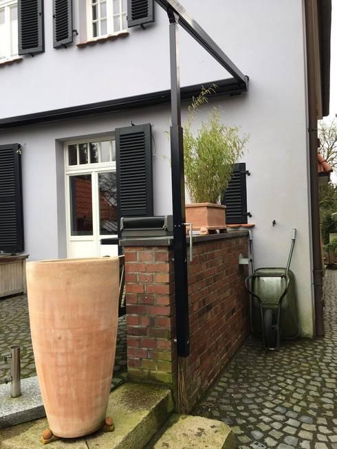 Warema Hamburg warema pergola p40 by bielenberg sonnenschutz homify