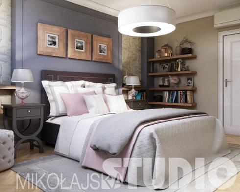 Villa in warschau von mikolajskastudio homify - Gestaltungsideen schlafzimmer ...