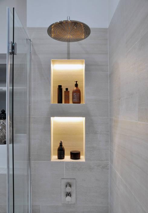 Projekty,  Łazienka zaprojektowane przez Studio TO