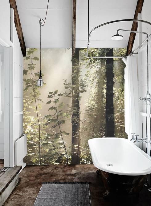 Projekty,  Łazienka zaprojektowane przez Valentina Farassino Architetto