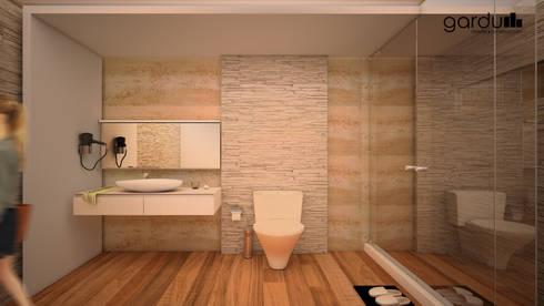 Casa rgv de gardu arquitectos homify for Decoracion de sanitarios