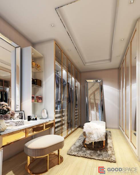 ตกแต่งภายใน:  ตกแต่งภายใน by  good space  plus interiror- architect co.,ltd