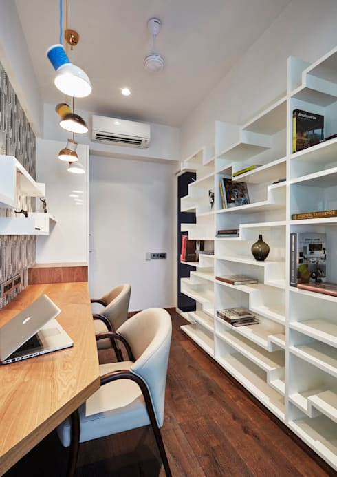 modern Study/office by Interface