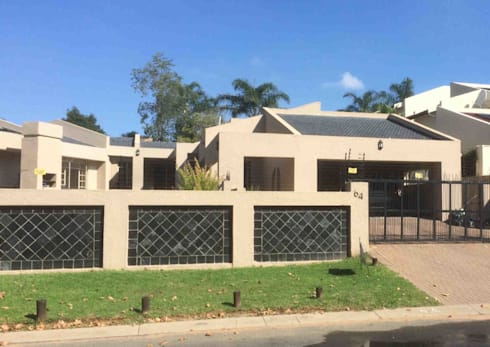 House in Edenvale -  Before 1:   by Essar Design