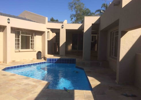 House in Edenvale - Before 2:   by Essar Design