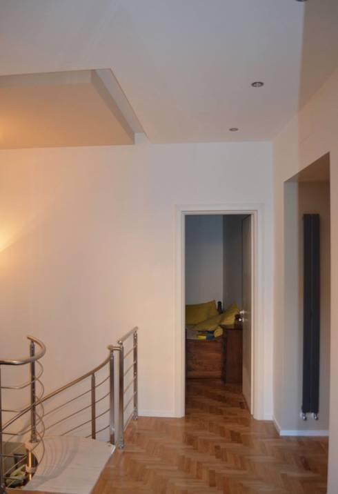 Roma caffarelletta ristrutturazione appartamento di for Ristrutturazione appartamento roma