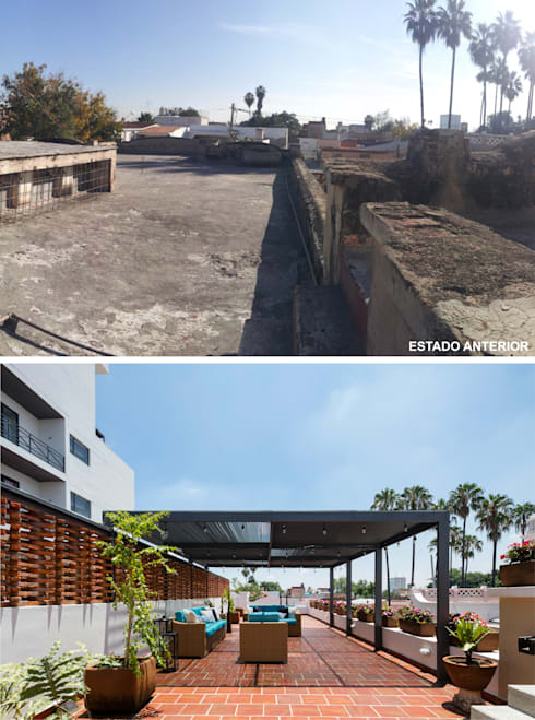 by Trama Arquitectos