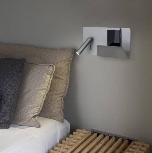 Bedroom by Rufo Iluminación