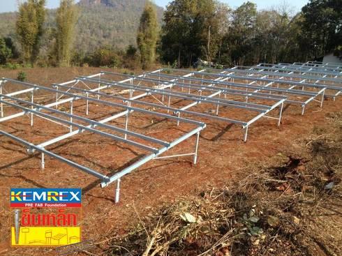 Solar บนดอย จ.แม่ฮ่องสอน:   by บริษัทเข็มเหล็ก จำกัด